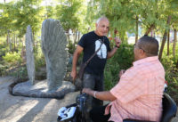 Bobby Jacobs - Angel Wings LV Community Healing Garden