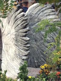Angel Wing Dedication