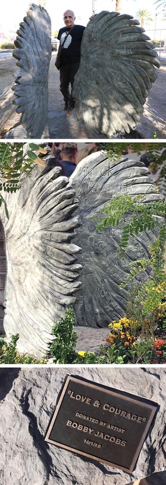 Wing Dedication
