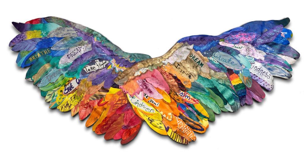 Spread Your Wings with Wingman - Teacher Wings
